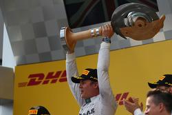 Primeiro lugar: Nico Rosberg, Mercedes AMG F1 W05
