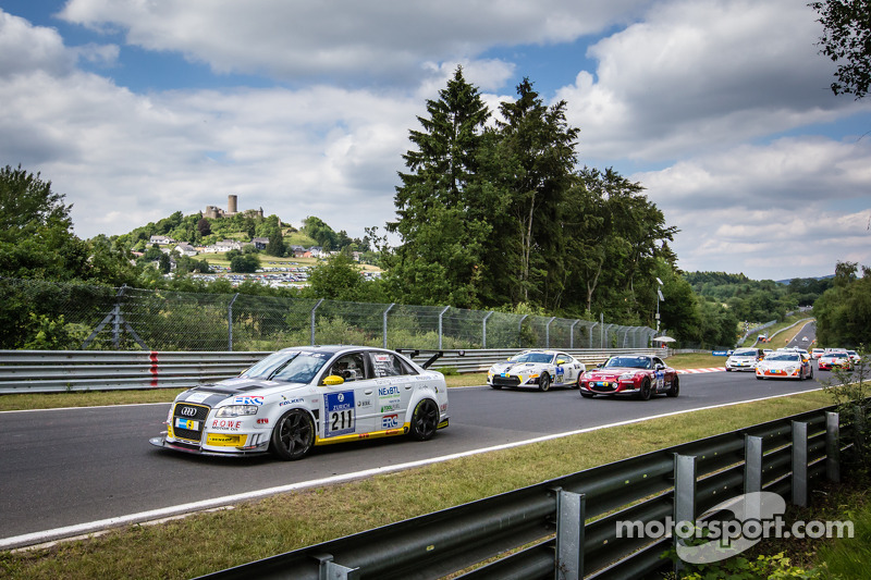 Via: #211 Audi A4 quattro: Thomas Hanisch, Michael Kühne, Michael Eichhorn