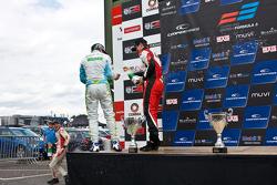 Podium: race winner Sam Macleod, second place Andy Chang, third place Matt Rao