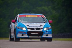 #67 Shea Racing Honda Civic Si: Shea Holbrook