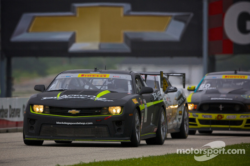 #1 Blackdog Speed Shop Chevrolet Camaro: Lawson Aschenbach