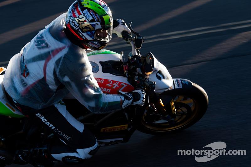 #247 Ducati Streetfighter S: Alberto Dalessio