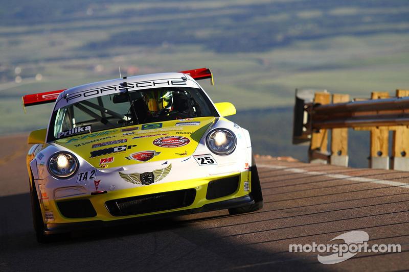 #25 保时捷 GT3 Cup: Robert Prilika