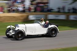 1928 梅赛德斯 奔驰 SSK - 卡尔·温德林格