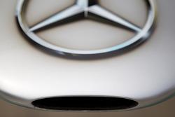 Mercedes MGP W02 Nose Cone 2011