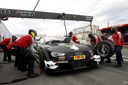 Pitstop, Adrien Tambay, Audi Sport Takımı Abt Sportsline Audi RS 5 DTM