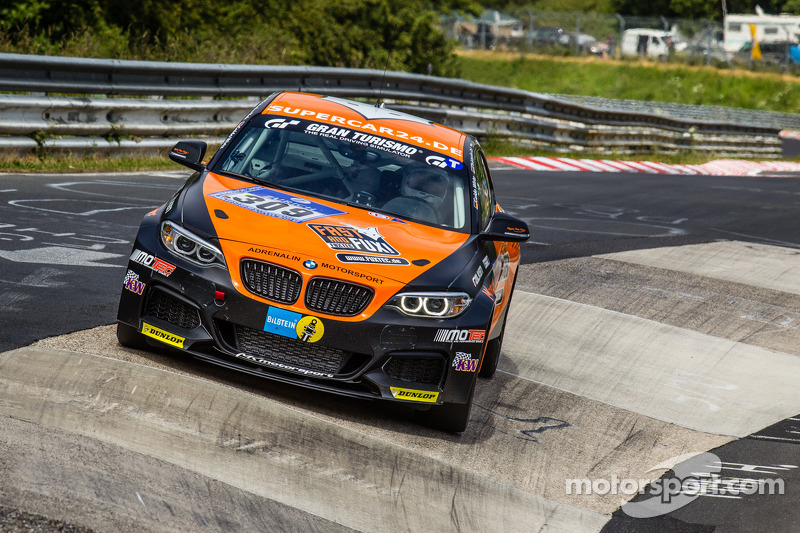 #309 Adrenalin Motorsport 宝马 M235i Racing: Guido Wirtz, Christopher Rink, Oleg Kvitka