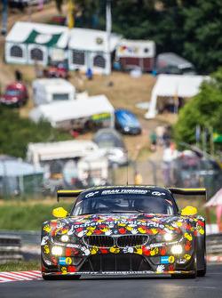 #28 Walkenhorst Motorsport BMW Z4 GT3: Ferdinand Stuck, Maximilian Sandritter, Christopher Brück, Dennis Rostek