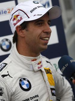 宝马MTEK车队的西班牙车手安东尼·菲利克斯·达·科斯塔