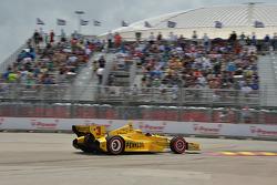 Helio Castroneves, Penske Racing, Chevrolet