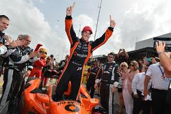 1. Simon Pagenaud, Schmidt Peterson Hamilton Motorsports, Honda