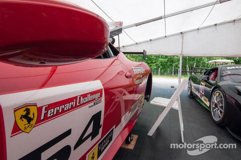 Ferrari 458 detail