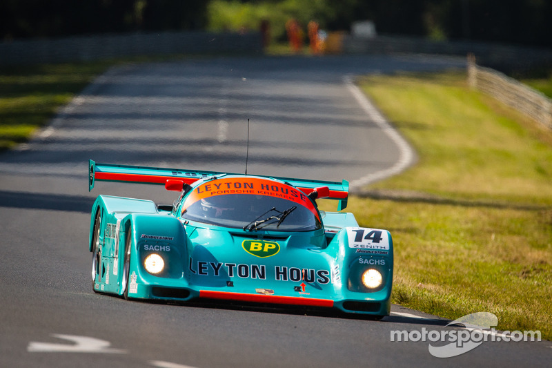 #14 1988 Porsche 962: Tommy Dreelan