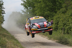 Martin Prokop and Michal Ernst, Ford Fiesta RS WRC