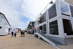 The new Williams motorhome