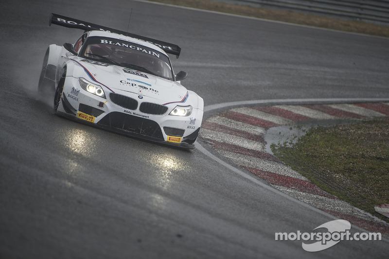 #34 Roal Motorsport BMW Z4: David Fumanelli, Stefano Colombo