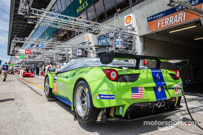 #57 Krohn Racing 法拉利 458 Italia