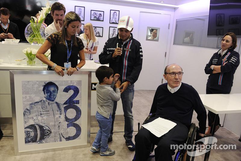 Felipe Massa - 260 Grands Prix (en cours)