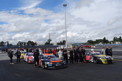 Elite 2 Sunday race starting grid