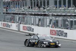 奥迪Abt Sportsline车队驾驶奥迪RS 5 DTM的艾德里安·坦贝