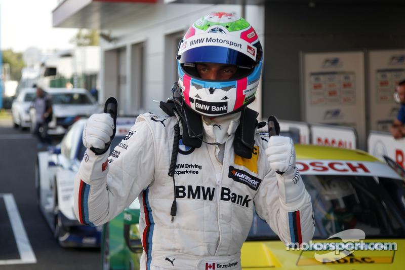 2nd in Qualifying, Bruno Spengler, BMW Team Schnitzer BMW M4 DTM