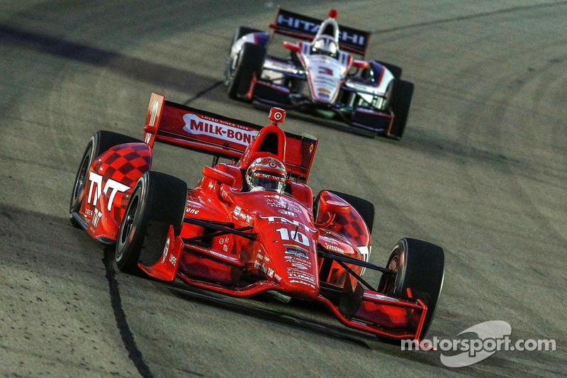 Tony Kanaan, Target Chip Ganassi Racing Chevrolet