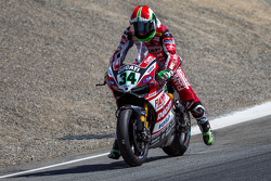 Davide Giugliano able to ride off
