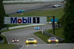 Virage Moss, Ligne droite Mario Andretti