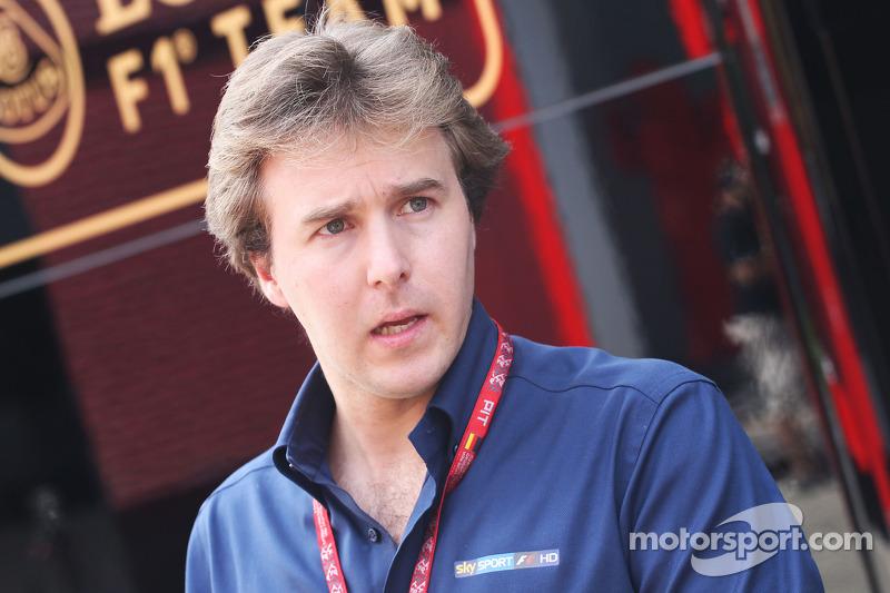 Davide Valsecchi, Sky Sports F1 Sunucusu