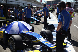 L'auto di Felipe Nasr