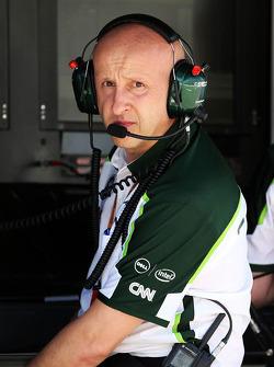 Miodrag Kotur, Caterham F1 Takımı, Takım Menajeri