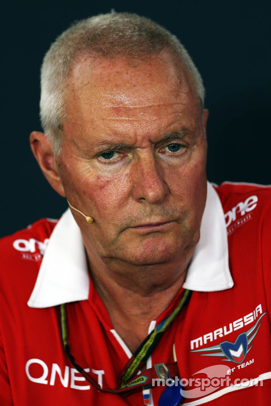 John Booth, Marussia F1, Teamchef