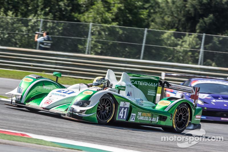#41 Greaves Motorsport Zytek Z11SN 日产: 汤姆·金博-史密斯, 克里斯·戴森, 马修·麦克穆里