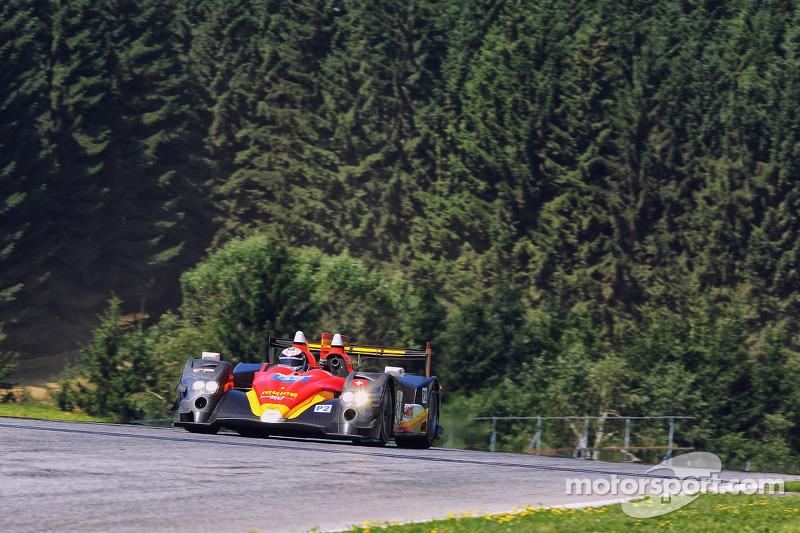 #34 Race Performance ORECA 03 Judd: 米歇尔·弗莱, 弗兰克·马耶厄