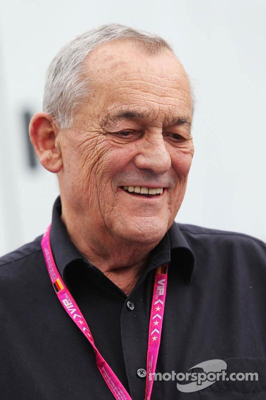 Paul Rosche, ex-Diretor Técnico de Motorsport da BMW
