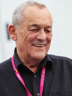 Paul Rosche, voormalig technisch directeur BMW Motorsport