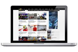 Preview van de Motorsport.com Generation 5 website