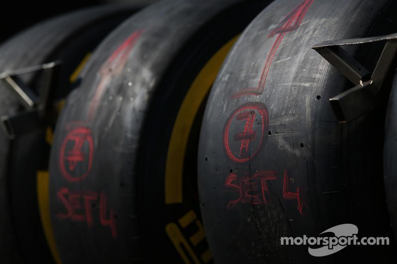 Pneumatici GP2 Pirelli