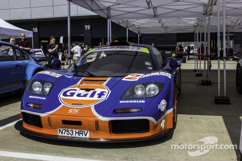 #17 迈凯伦 F1 GTR: Aaron Hsu