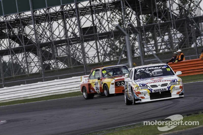 #10 Nissan Primera: Daniel Wheeler