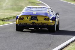 #70 Ferrari 365 GTB/4: Tim Summers