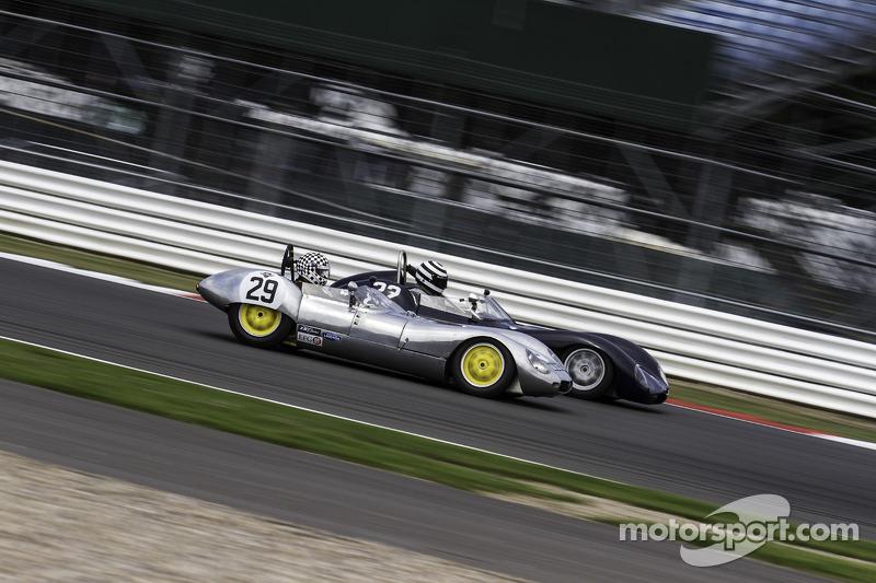 #29 Lola Mk1 Prototype: Keith Ahlers, James Bellinger