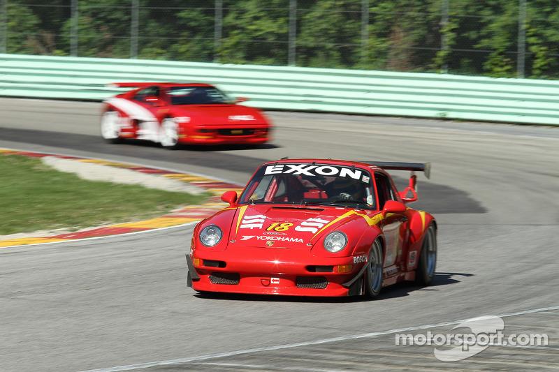 #18 1994 保时捷 993 RSR: Mark Congleton