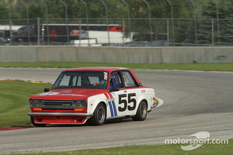 #55 1972 达特桑 510: 斯科特·汉森