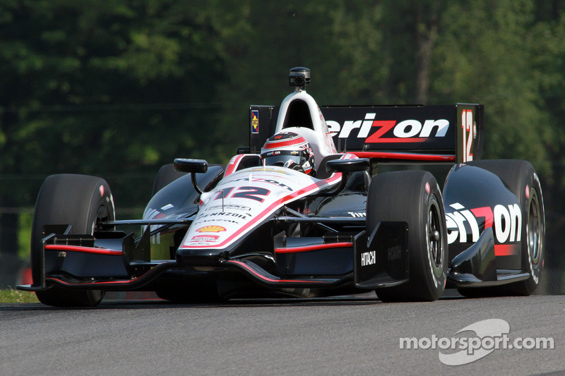 2014 IndyCar: Will Power, Team Penske, Dallara-Chevrolet