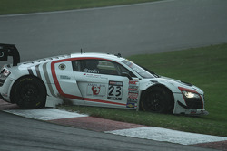 Walt Bowlin, Audi R8 roda