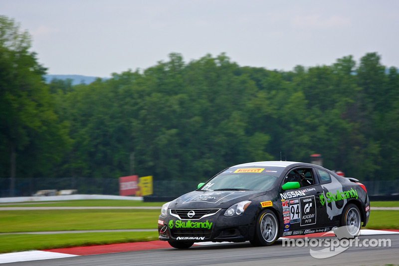 #94 Nissan GT Academy Nissan Altima Coupe: Steven Doherty