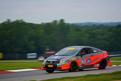 #71 Compass360 Racing Honda Civic Si: Michael DiMeo