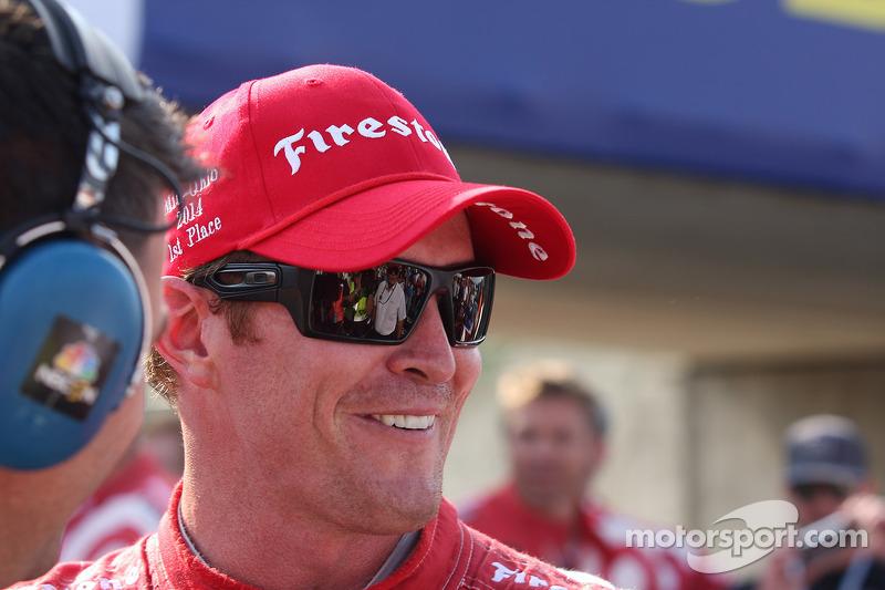 Scott Dixon, Chip Ganassi Racing Chevrolet