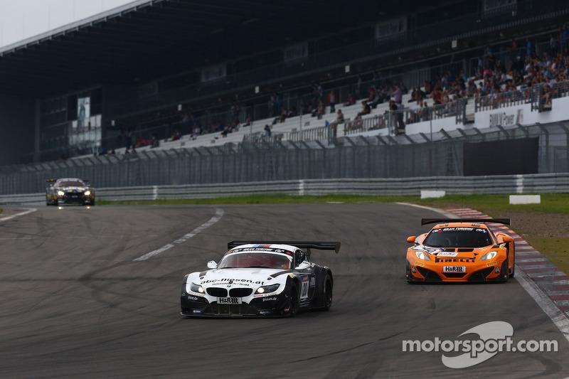 #20 宝马 Sports Trophy Team Schubert, 宝马 Z4 GT3: 多米尼克·鲍曼, 托马斯·贾格尔, 马克斯·赞德里特尔, 延斯·克林曼
